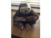 Neal cuddly toy