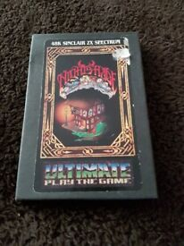 Spectrum 48k Nightshade game