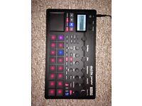 Sampler - korg electribe 2s dj decks music production brand new barely used 250