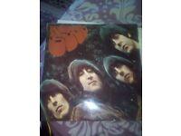 Beatles,vinyl record,LP.rubber soul.