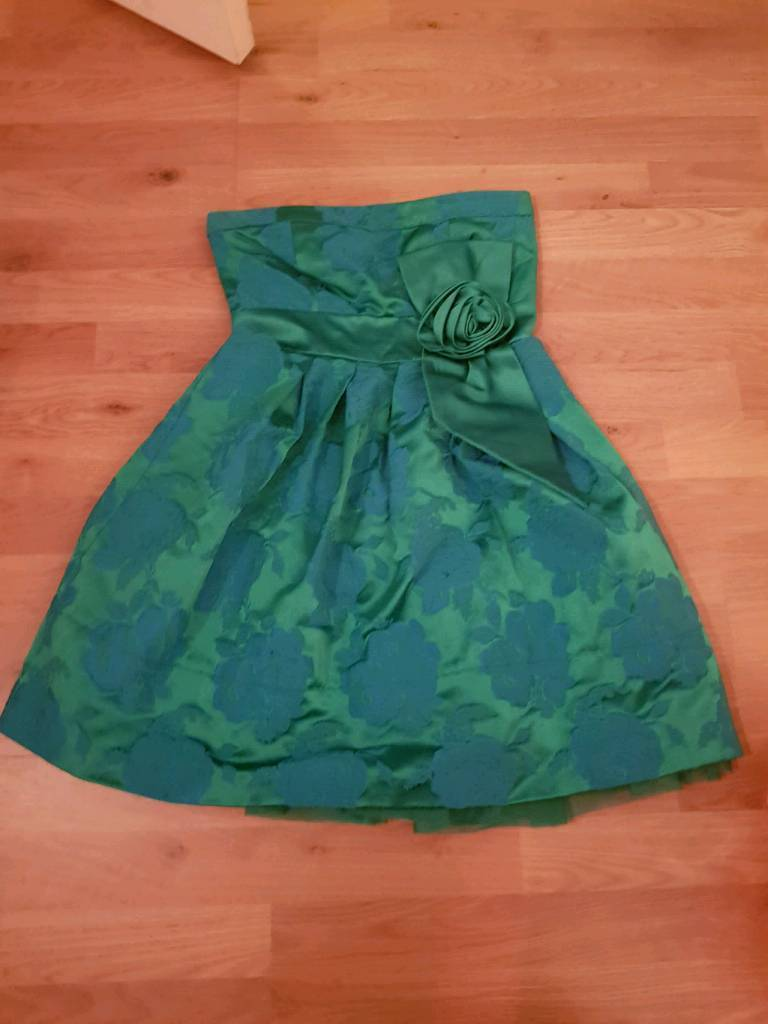 Ladies warehouse size 8 special occasion dress wedding prom party