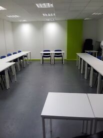 D1 Training Facility, College, Office Spaces Available to Let NOW