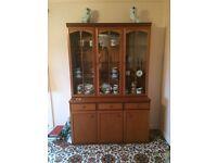 Dresser/cabinet- excellent condition