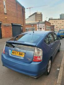 image for Toyota Prius 2007 (57 Reg) 1.5 T-Spirit Hatchback 5dr Hybrid Electric Automatic