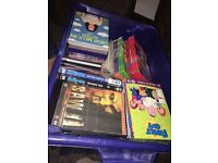 Around 100 Mixed DVDs - Boxsets, Disney, Comedy, Marvel