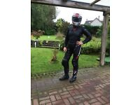Dainese Motorcycle Suit Ladies ** AS NEW ** size 12