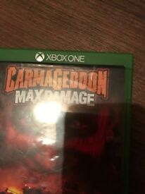 xbox one game