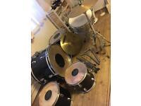 Hohner percussion drum set