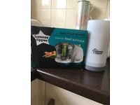 Tommee Tippee Blender and Flask