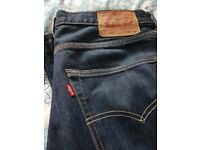 Levis jeans 32x32