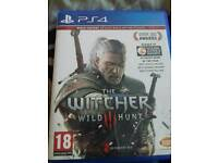 Witcher 3 For ps4