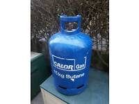 Empty Calor Gas Bottle 15kg Butane