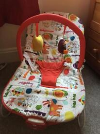 Mamas and papas Bouncy Chair RRP£35