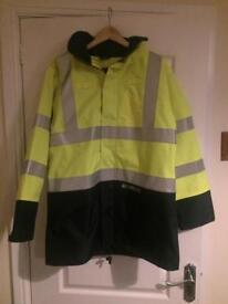 Sioen flame retard, anti stat work coat