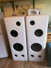 Richard allan 1970 loud speakers