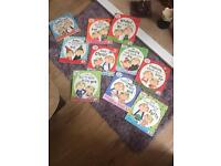Charlie and lola books