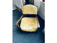 Antique childs chair £25