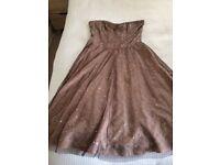 Warehouse ladies sequin dress size 10