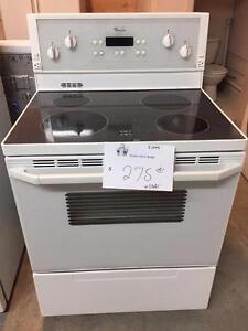 cuisiniere blanche