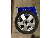FOR SALE - FORD FIESTA ALLOY WHEEL