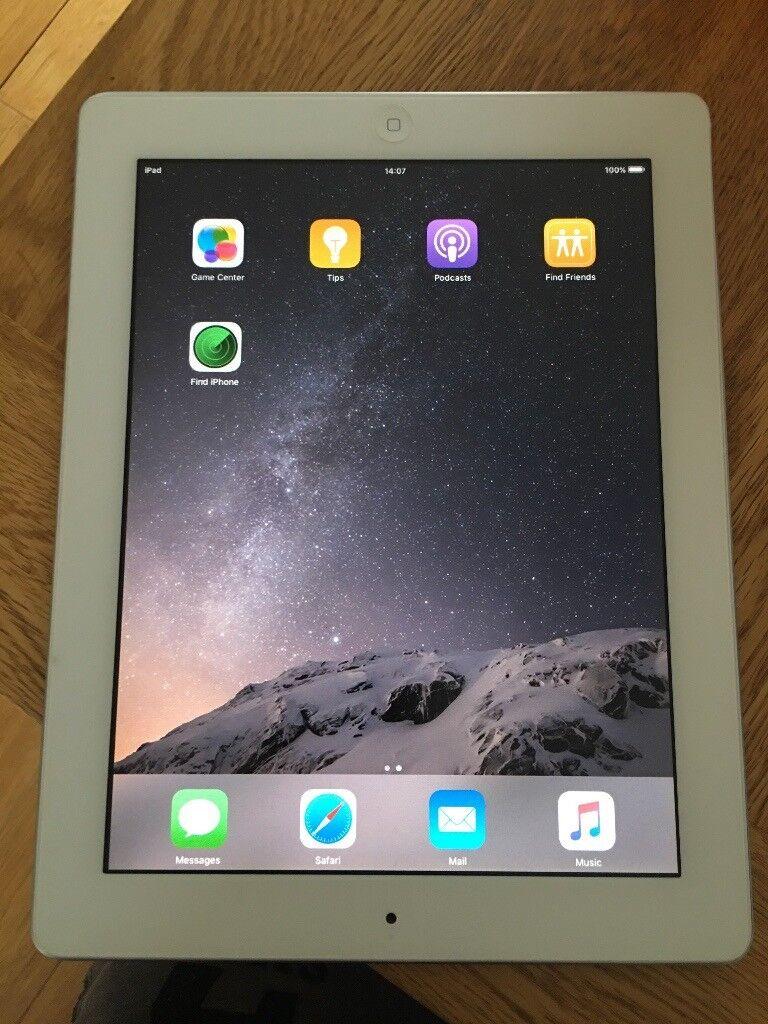 iPad 2 (WiFi) - White