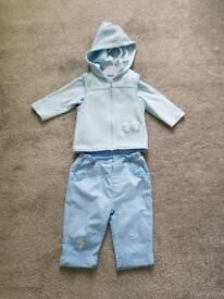 Kris x Kids outfit baby boys 9-12m