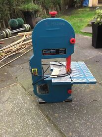 Clarke Woodworker band saw 190 mm