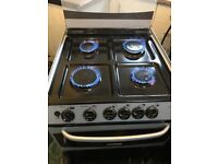 Cannon Gas cooker 55 cm wide