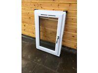 Stevenswood double glazed UPVC window - new