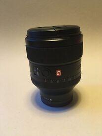 Sony FE 85mm F1.4 GM Lens