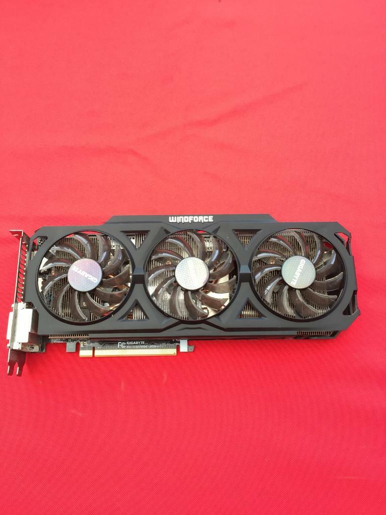 GIGABYTE R9 270x 4GB Graphics Card | in Newcastle-under-Lyme, Staffordshire  | Gumtree