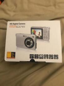 digital camera 18mp brand new boxed