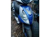 2010 50cc madness scooter spares or repair