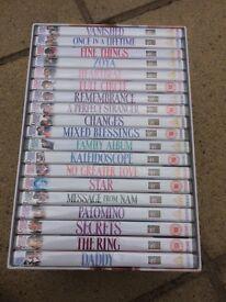 Danielle Steel Collection RARE BOX 19 MOVIES! NEW!