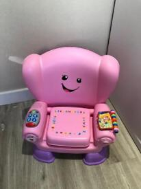 Fisher Price laugh & learn seat