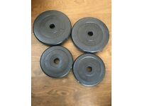 Dumbbell Weights Set by Sports Direct