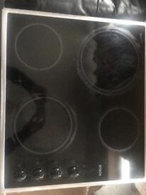 BOSCH Electric Ceramic Hob & Bosh Electric Oven