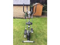 V-Fit Cross trainer as good as new in excellent condition