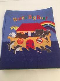 Noah's Big Boat Book (New)