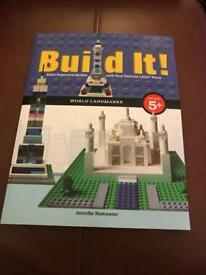 Lego Build it! World landmarks Brand New