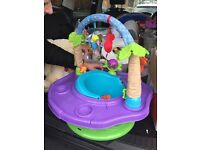 Summer infant island giggles super seat