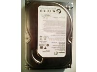 3.5 harddrive,internal, 500gb,any format you want, slimline
