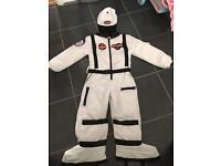 Astronaut fancy dress age 3-4 years