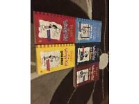 Diary of a wimpy kid selection