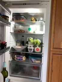 Neff 60/40 integrated fridge freezer