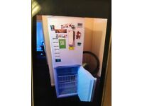 VGC Hotpoint tall fridge freezer for sale.