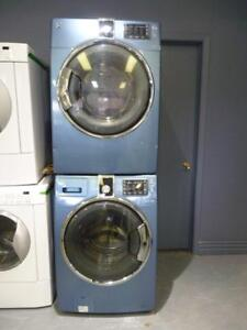 20-Laveuse Sécheuse Frontales KENMORE AST2 STEAM Frontload Washer and Dryer