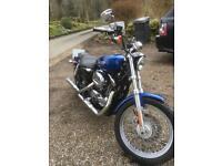 Harley Davidson sportster XL1200 Low