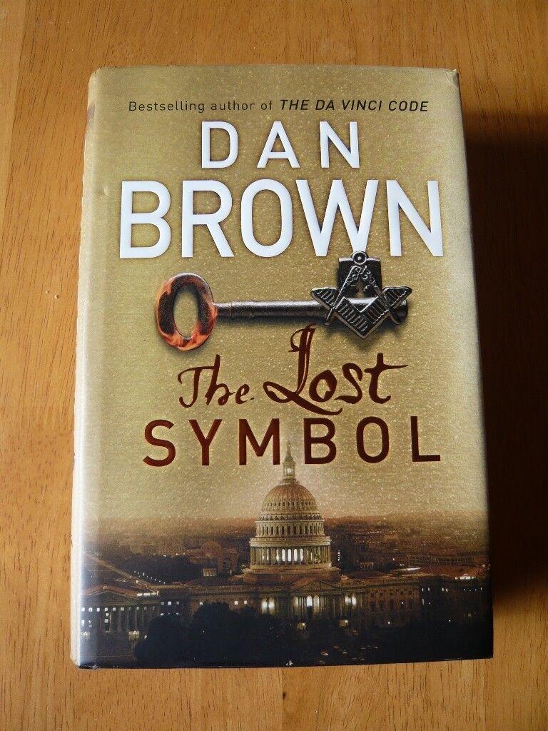 The Lost Symbol By Dan Brown Hardback In Broadstairs Kent Gumtree
