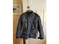 Motorcycle Jacket size medium.